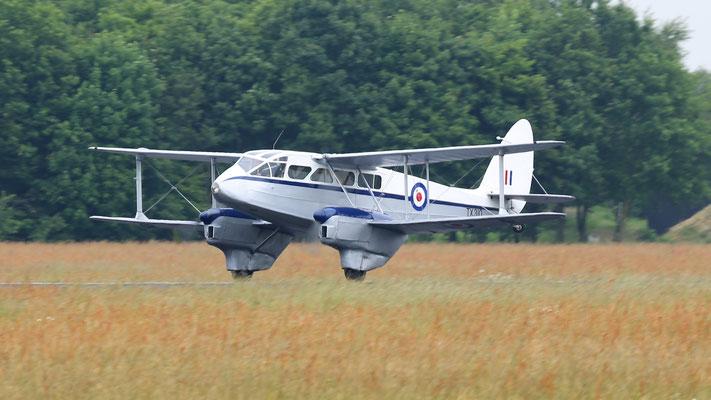 De Havilland D.H. 89 Dragon Rapide, TX310/G-AIDL, R.A.F.