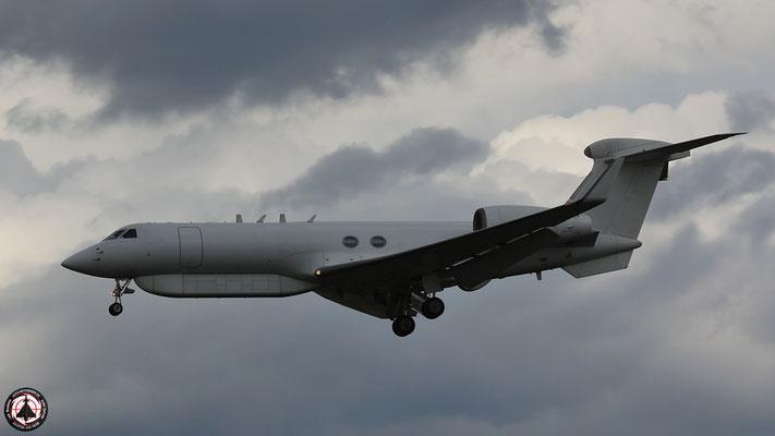 IAF Gulfstream G-550 679
