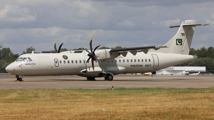 77 Pakistan Navy ATR 72-500 ASW Maritime Patrol Aircraft
