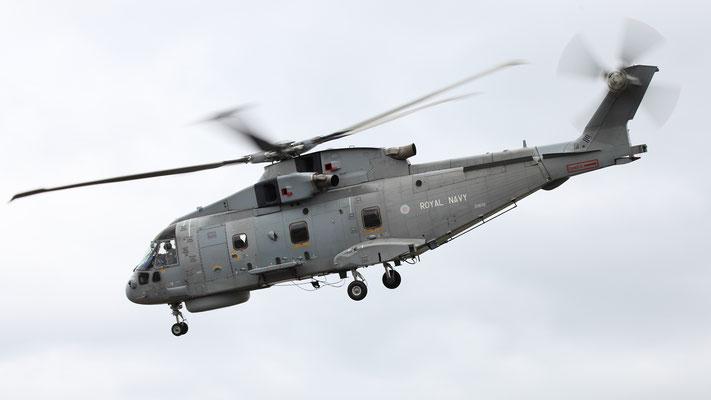 ZH838 Royal Navy AgustaWestland EH-101 Merlin HM1