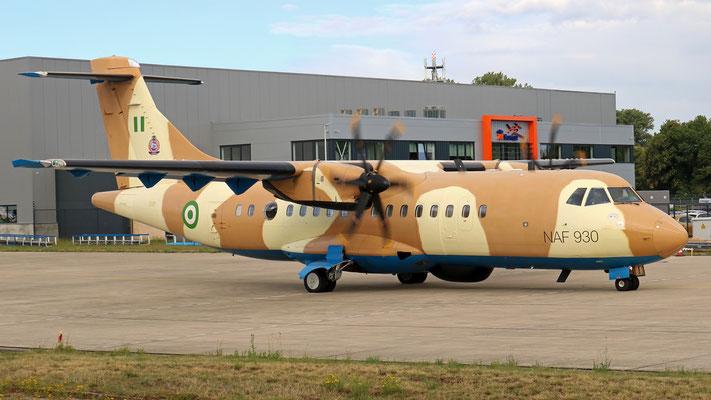 NAF930 Nigerian Air Force ATR 42MP-500