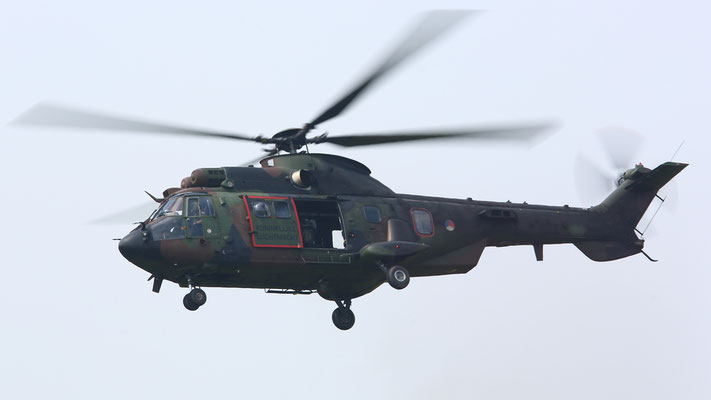 AS532U2 Cougar Royal Netherlands Air Force