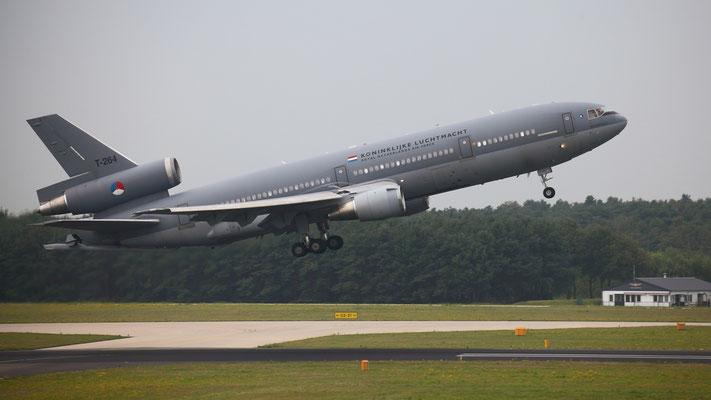 RNLAF McDonnell Douglas DC-10-30CF  T-264