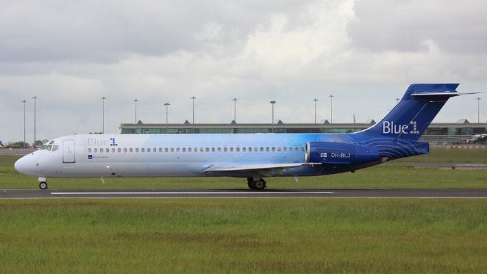 OH-BLJ Blue1 Boeing 717-23S
