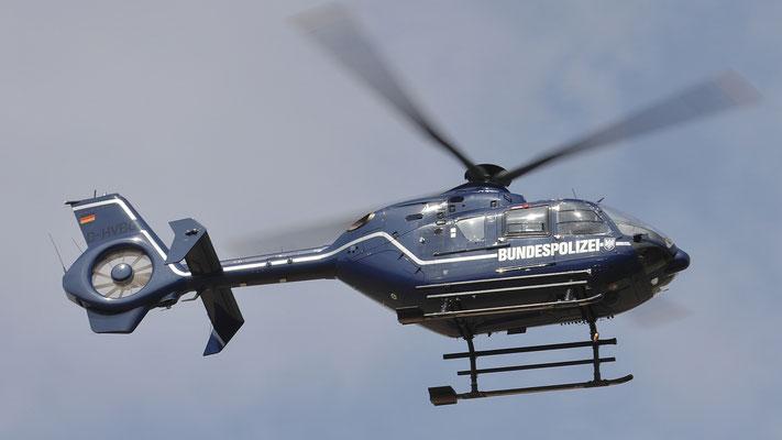 D-HVBO Bundespolizei Eurocopter EC-135