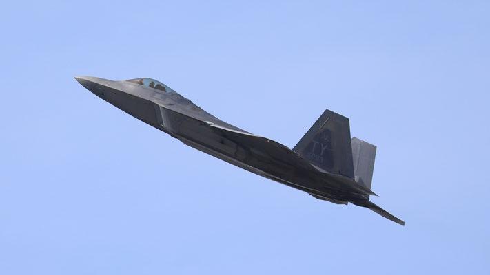 05-4093 USAF F-22 TY