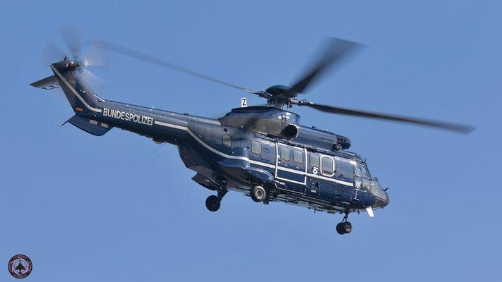 D-HEGZ Bundespolizei Eurocopter AS 332 L1 Super Puma