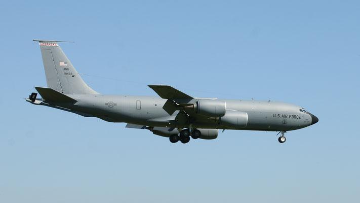 59-1463 USAF KC-135 Nebraska ANG