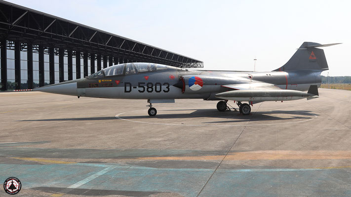 D-5803 - Lockheed TF-104G Starfighter