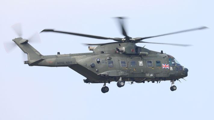 Royal Navy Merlin ZJ994 AC