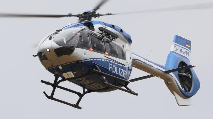 Polizei Nordrhein-Westfalen Airbus Helicopters H-145 T2 · D-HNWV