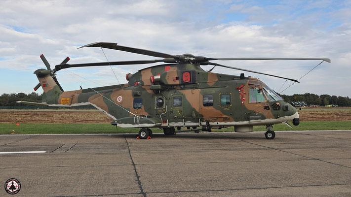 Portugal Air Force Agusta-Westland Merlin 301 19611