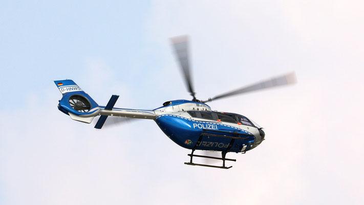 Polizei Nordrhein-Westfalen Airbus Helicopters H-145 T2 · D-HNWS