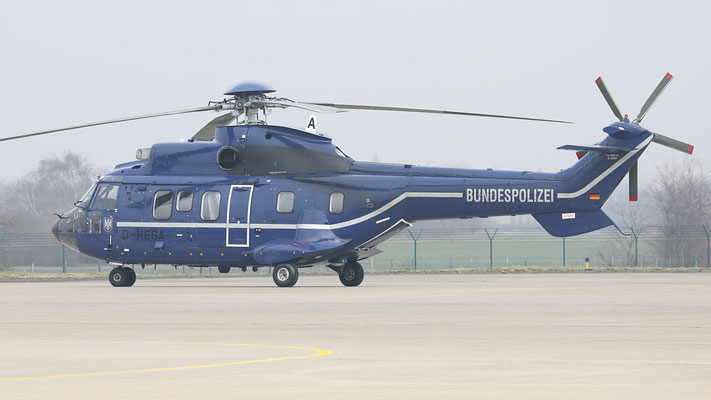 D-HEGA Bundespolizei Eurocopter AS 332 L1 Super Puma