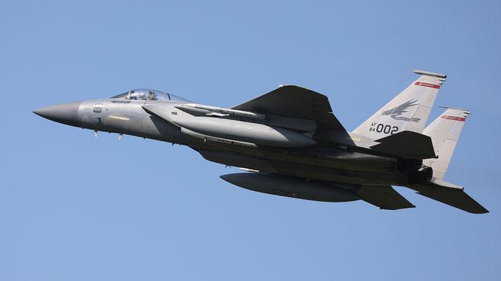 USAF F-15 C 84-0002 123FS/142FW