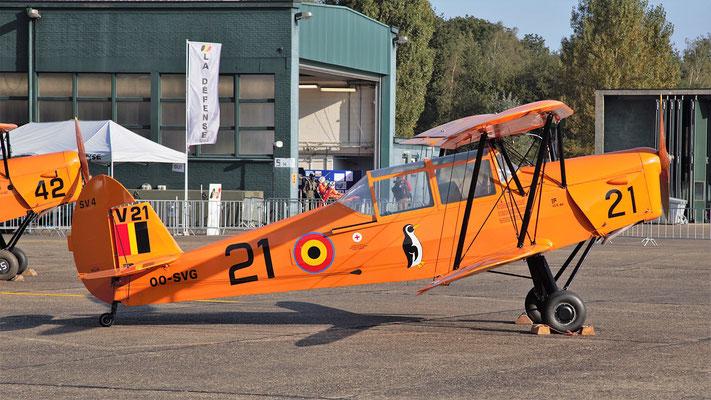Stampe Vertongen SV-4B V-21 OO-SVG