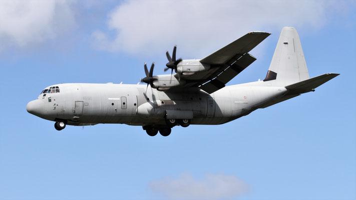 MM62190. 46-56. Lockheed Martin C-130J-30 Super Hercules C/N 382-5530
