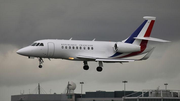 Dassault Falcon 2000 (F-RAFC)