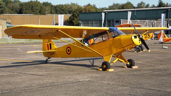 OO-VIW Piper L-18C-PI Super Cub