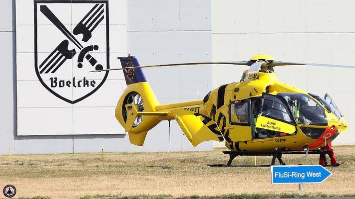 D-HDMA - Eurocopter EC135P2 ADAC Luftrettung