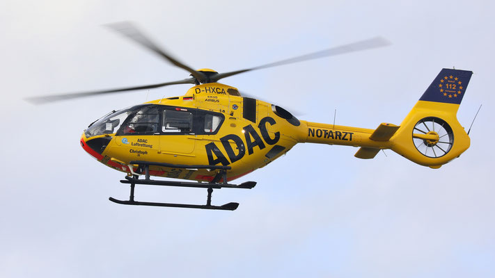 D-HXCA Christoph 31 ADAC Luftrettung