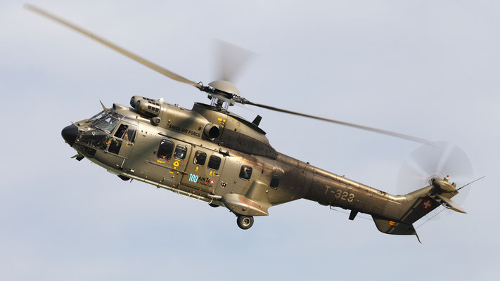 T-323 Swiss Air Force Aérospatiale AS 332L1 Super Puma