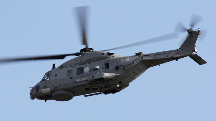 MM81581 Italy Navy NHI NH90