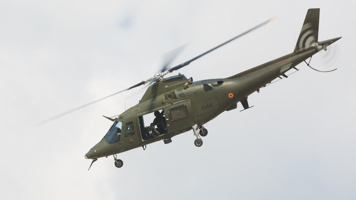 Agusta A 109BA  H44  Belgium Air Force