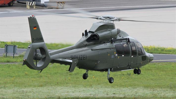 Polizei Nordrhein-Westfalen Eurocopter EC-155  D-HNWM