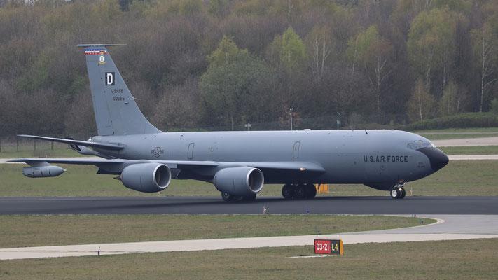 60-0355 USAF KC-135