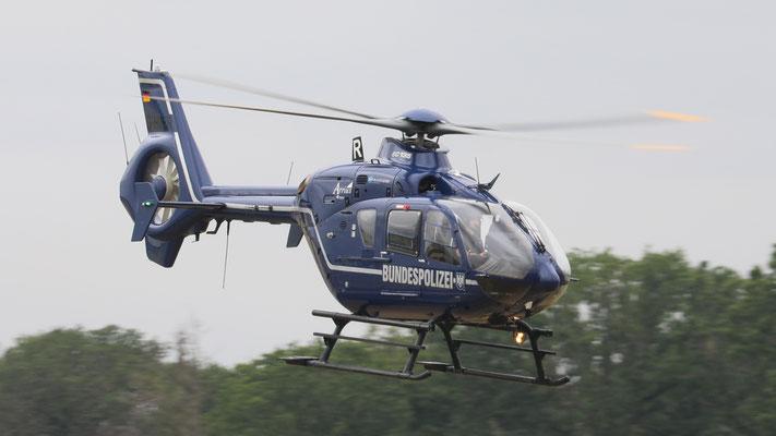 D-HVBR Bundespolizei Eurocopter EC-135 T-1