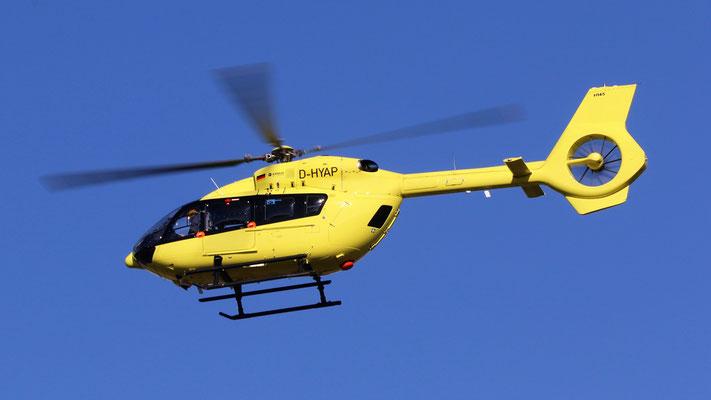 D-HYAP ADAC Luftrettung Airbus Helicopters BK117D-2 [c/n 20063] EC135