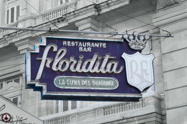 Havanna - Hemingways Lieblingsbar El Floridita