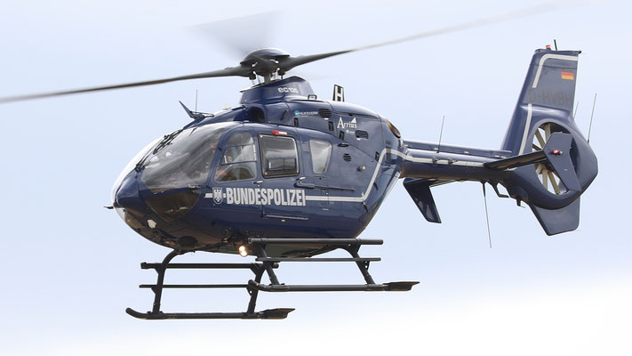 D-HVBH Bundespolizei Eurocopter EC-135 T-1