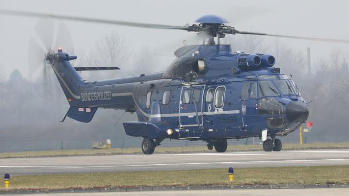 D-HEGD Bundespolizei Eurocopter AS 332 L1 Super Puma