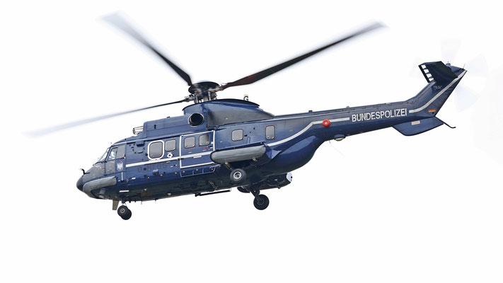 D-HEGG Bundespolizei Eurocopter AS 332 L1 Super Puma