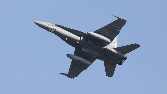 Spanish Airforce 15-22  C.15-35 EF-18M Ala15 air