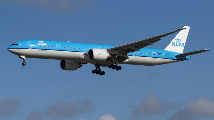 PH - BVF Boeing 777-306 KLM