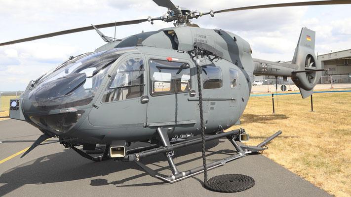 "German Army - Heer ""special forces"" H145M 76+07"