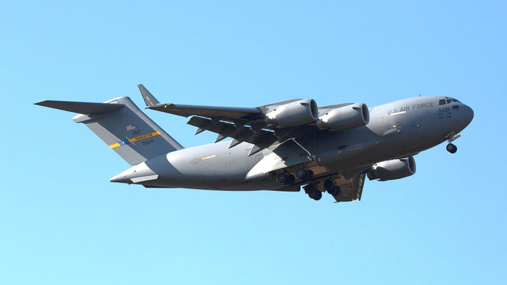 10-0221 - Boeing C-17A Globemaster III - United States