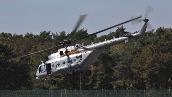223 Croatia Air Force Mil Mi-171Sh Baikal