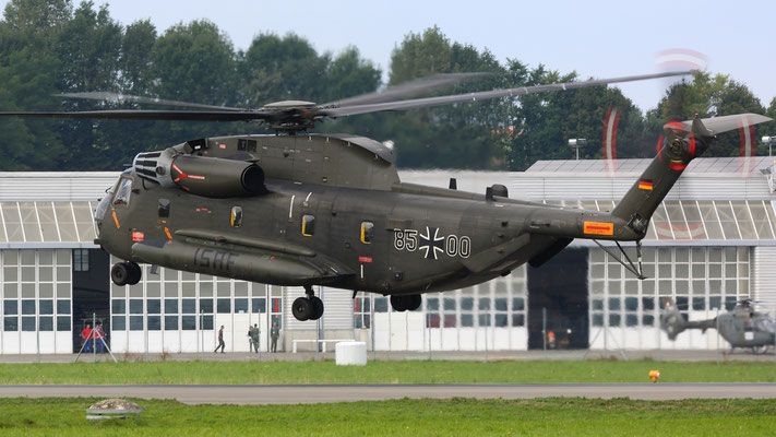 German Air Force  Sikorsky CH-53GS 85+00