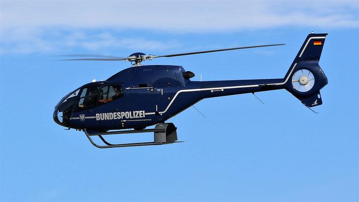 D-HSHD  Bundespolizei  Eurocopter EC-120B Colibri