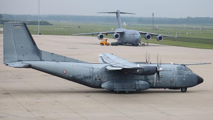 Armee del Air C-160R Transall 64-GA R201