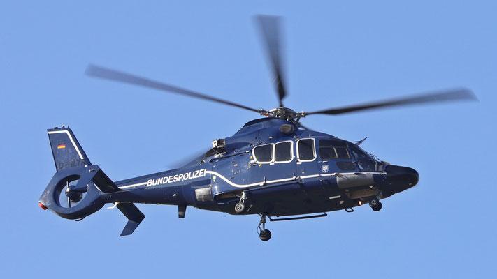 D-HLTR Bundespolizei Eurocopter EC 155B Dauphin