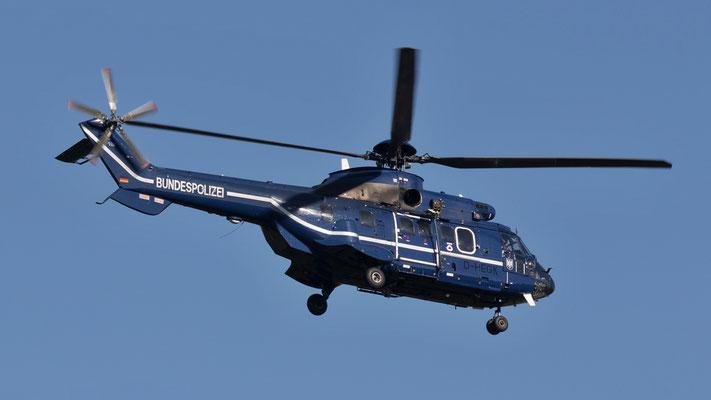 D-HEGK Bundespolizei Eurocopter AS 332 L1 Super Puma
