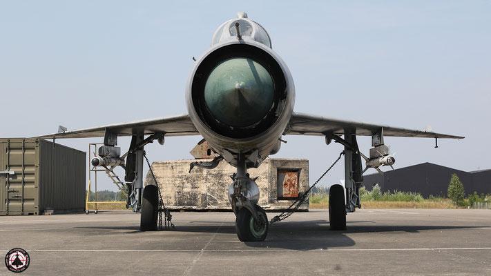 Mikoyan Gurevich MiG-21PFM Fishbed 47