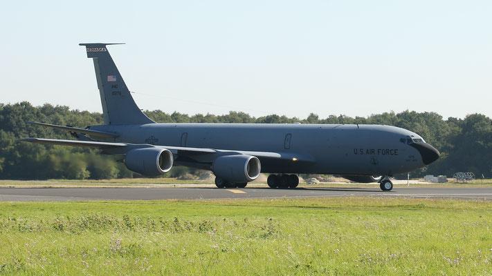 61-0276 USAF KC-135 Nebraska ANG