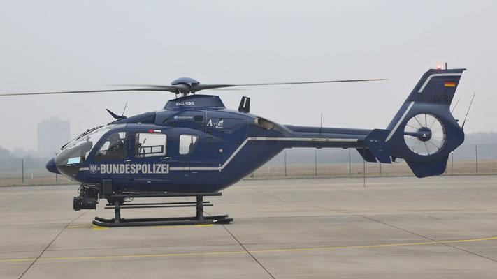 D-HVBI Bundespolizei  Eurocopter EC135 T2