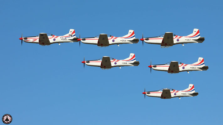 Croatia Air Force Pilatus PC-9M